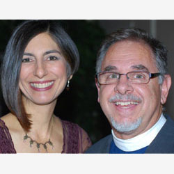 Fr. James and Presvytera Donna Pappas